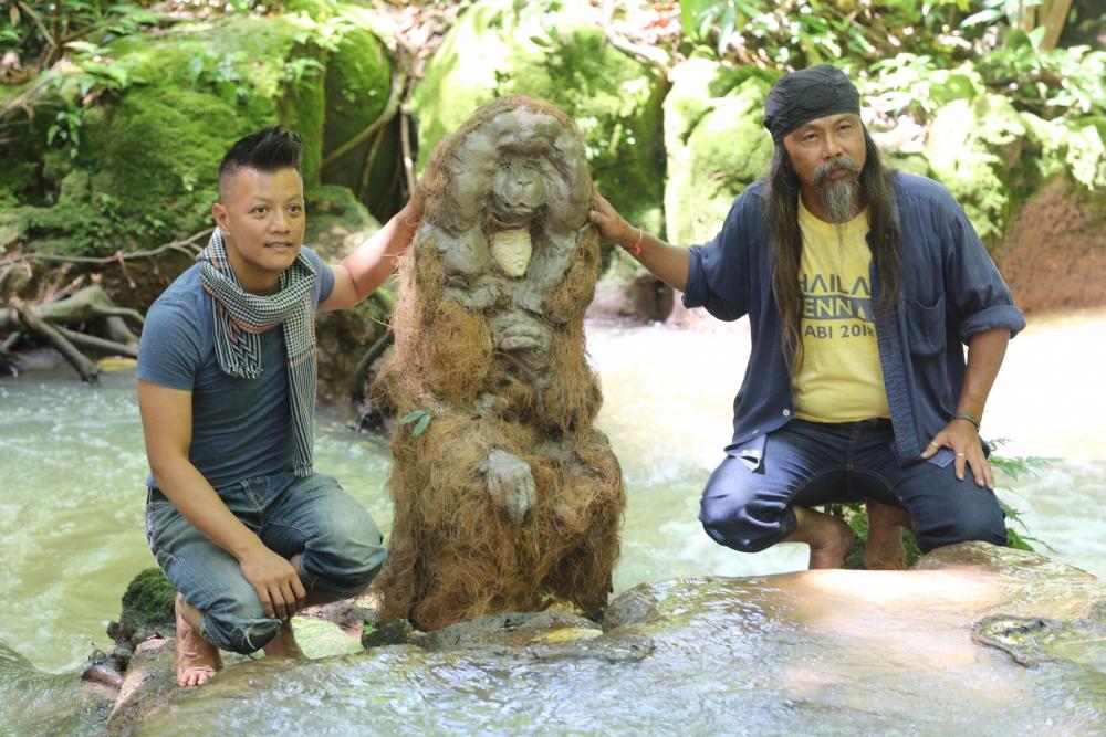 Richard Streitmatter-Tran in Thailand Biennale Krabi 2018