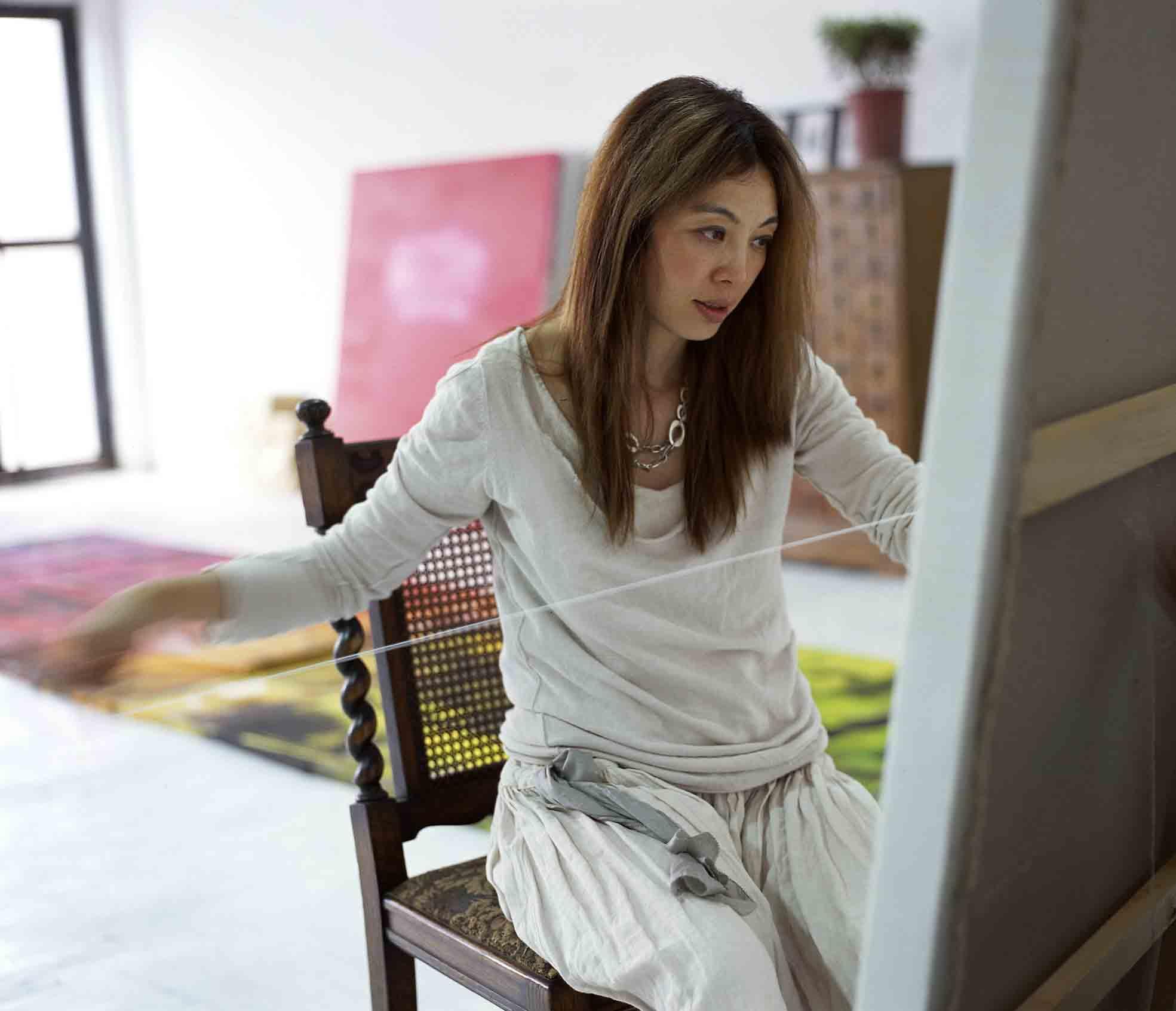 Lin Jingjing Awarded Residency at Residency Unlimited