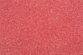 Lu Xinjian, London China Town, Acrylic on canvas, 135 x 200 cm, 2013