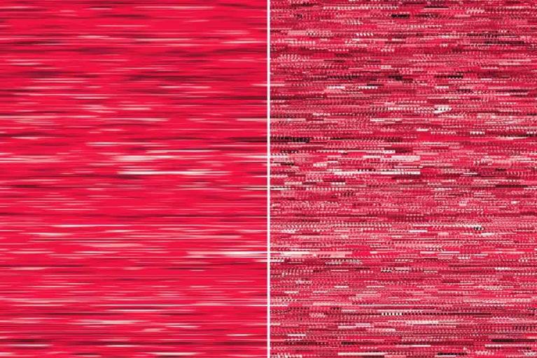 王国锋,记忆2017,2017. 艺术喷绘 , 三明治装裱,150 x 112.5 cm (x2) - 合计: 150 x 225 cm Ed. 2 + 1 AP.