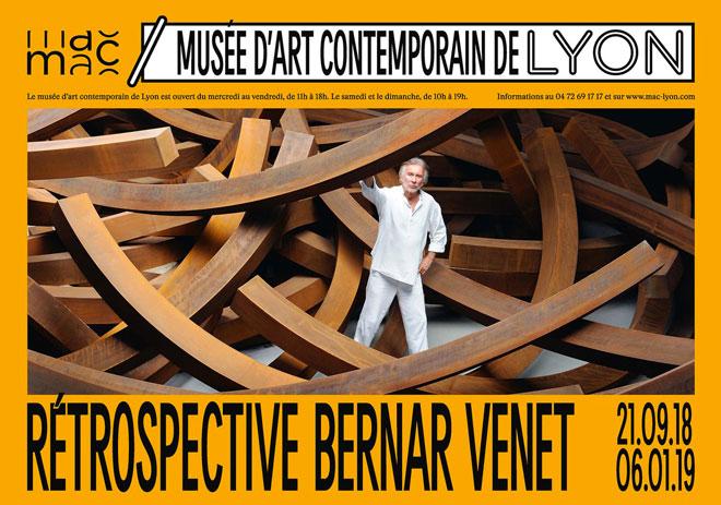Bernar Venet Retrospective 2019 - 1959