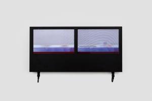 梁半及辛云鹏作品于广洲33当代艺术中心《游移》展出