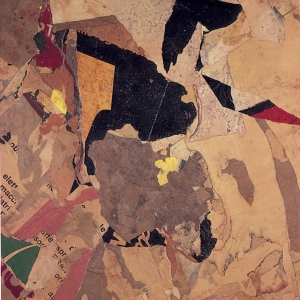 Mimmo Rotella, Décollages 1950-1959