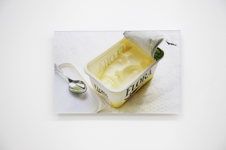 Zhou Wendou, Butter, 2005, Giclee print mounted on Diasec, 33.5 x 50 cm