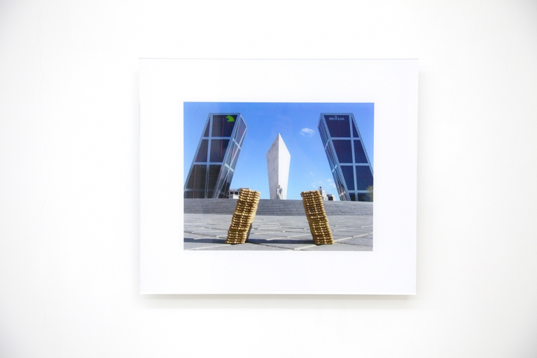 Zhou Wendou, 15° Slope, 2004, Giclee print mounted on diasec, 47.5 x 55 cm