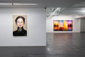 Pascal de Sarthe on Wong Chuk Hang Galleries in Artnet News