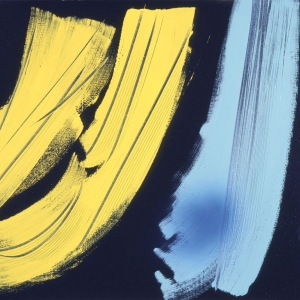 Hans Hartung Paintings 1960's - 1970's