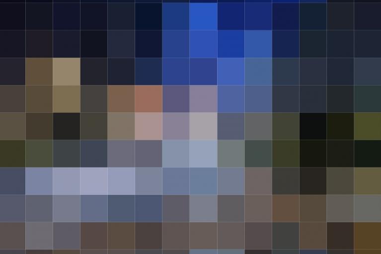 王國鋒,事件的另一種形態No.10,2015,Diasec裝裱数字墨喷印画,90 x 60 厘米