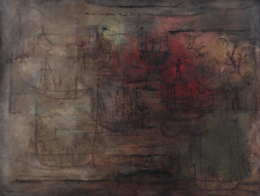 Zao Wou Ki Peintures Des Années 1950 1960 Wwwdesarthecom