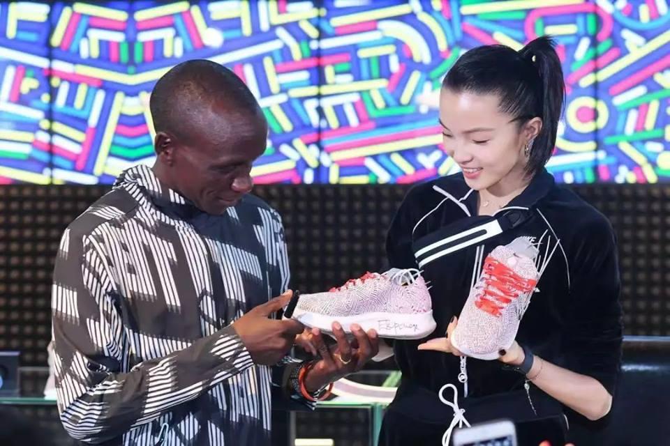 Lu Xinjian x Nike Zoom Fly SP NCXL