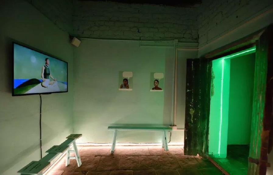 Wang Xin's New VR Work at Guangzhou Airport Biennale