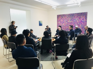 Artist Talk - Conversation with Dong Jinling