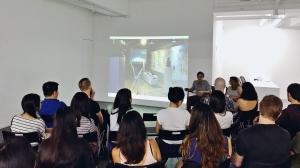 Artist Talk - deSAR x Andrew Luk