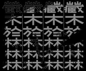 陸浩明在大館當代美術館展出