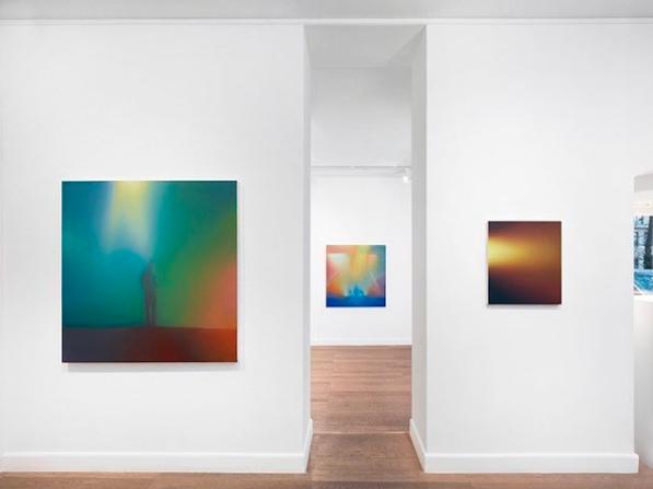 马思博于Gowen Contemporary举行个展