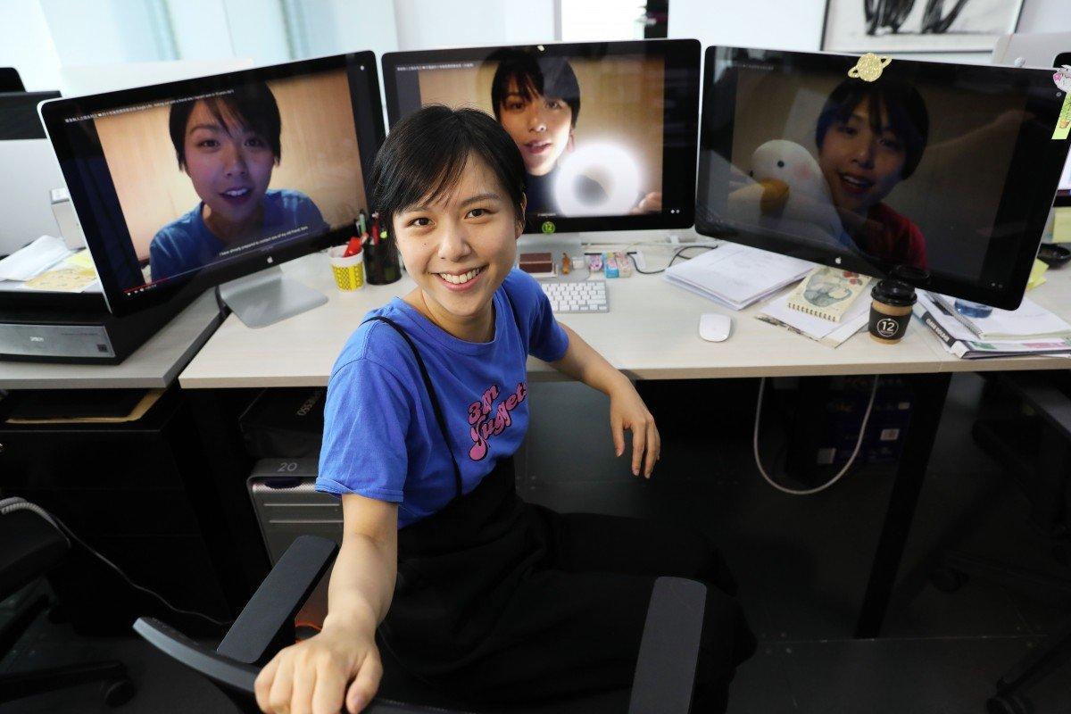 South China Morning Post Interviews Mak Ying Tung 2