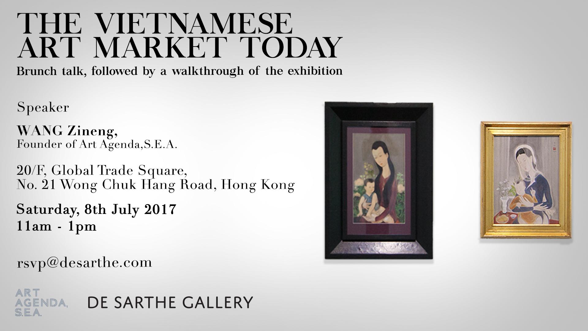 Brunch Talk - Vietnamese Art Today