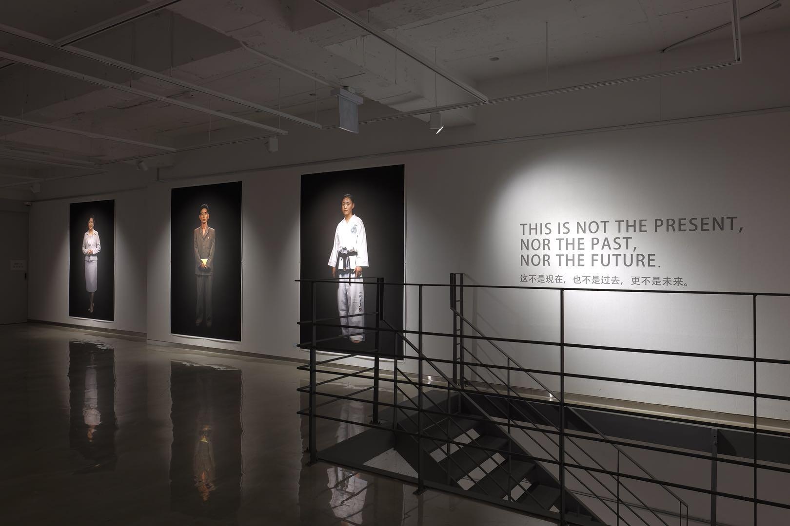 Wang Guofeng participates in Gwangju Biennale 2018