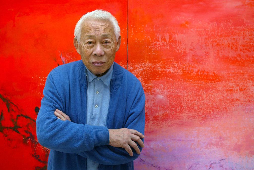 Pascal de Sarthe on the Death of Zao Wou-ki